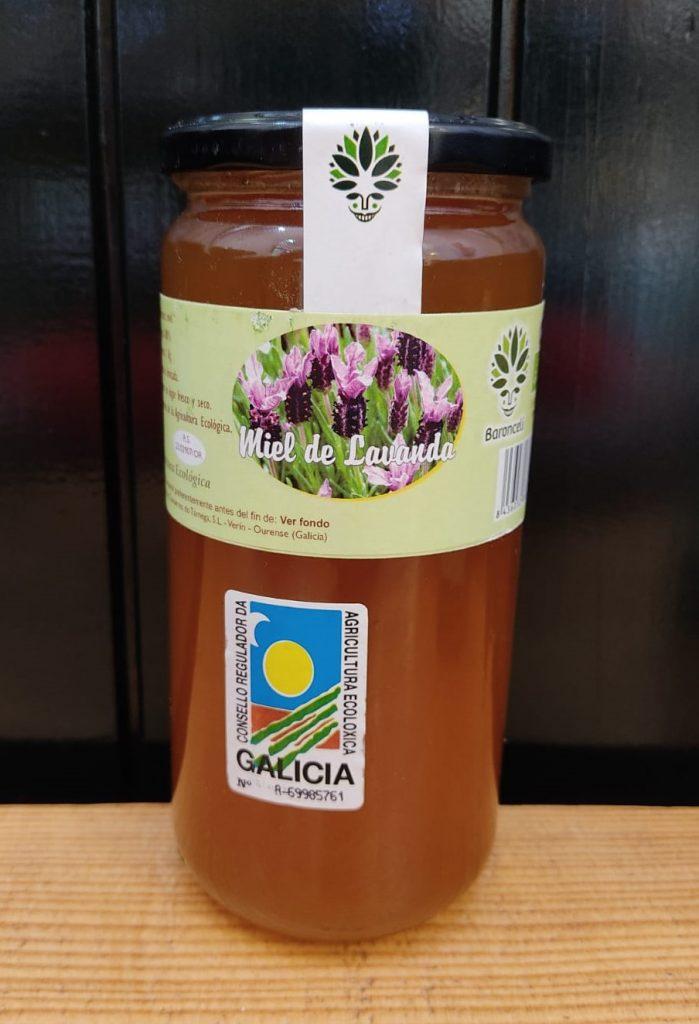 Miel ecológica de Lavanda - de Galicia